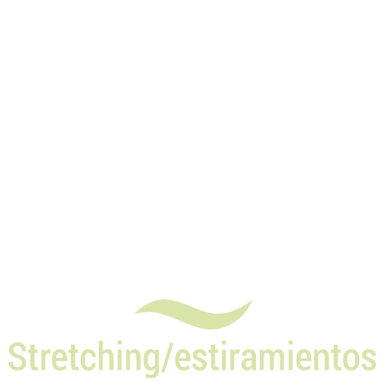 Streching / Estiramientos